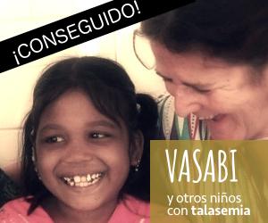 Talasemia Fundación Vicente Ferrer