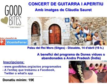 Concert guitarres Palau Rei Moro