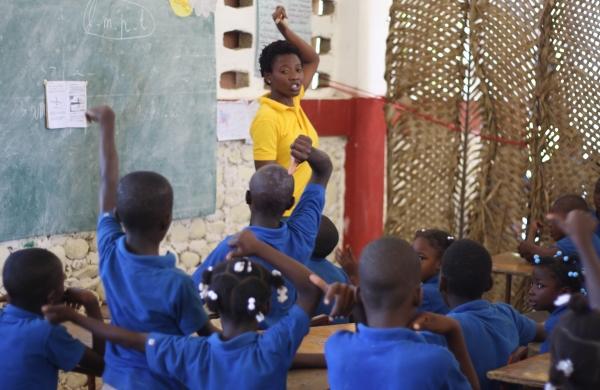 Foto dossier i web GB (Haití)