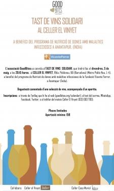 Tast de vins al Celler El Vinyet(5-5-17)(REDUIT)-JPG
