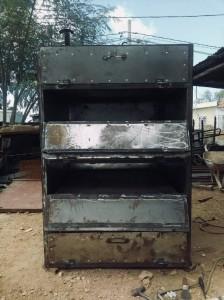 Nuevo horno